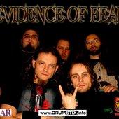 EVIDENCE OF FEAR