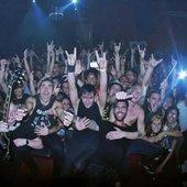 Club Inferno - Sao Paulo - 2012