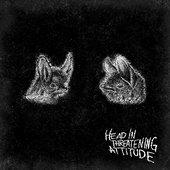 Head In Threatening Attitude