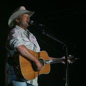 Alan Jackson at BamaJam 2009