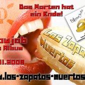 Los Zapatos Muertos - CD-Release
