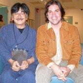 with Nobuo Uematsu