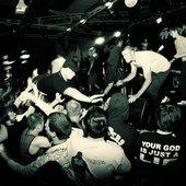 TERROR  концерт в клубе ТОЧКА. 19.06.2011