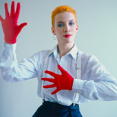 Annie Lennox - From Eurythmics. ©Deborah Feingold.