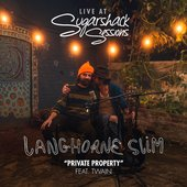 Private Property feat. Twain (Sugarshack Sessions) - Single