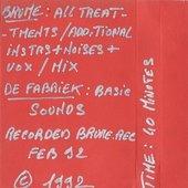 Brume & De Fabriek - Soulscape (1992)
