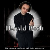 HARALD BOSH - Cover Digi Pack CD+DVD 2007