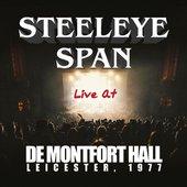 Live At De Montfort Hall, Leicester 1977