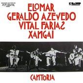Elomar - Geraldo Azevedo - Vital Farias - Xangai - Cantoria - Capa.jpg