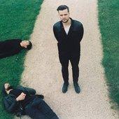 White Lies.  New album Big Tv