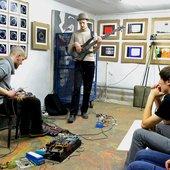 Live @ ART-Propaganda, Yurga, October 23, 2011