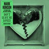 Don't Leave Me Lonely (feat. James Francies) [Acoustic Version]