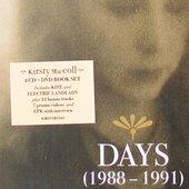 Days (1988 - 1991)