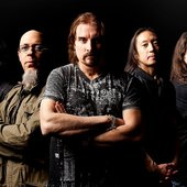 Dream Theater - A dramatic turn of events 2011 with Mangini