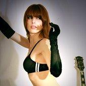 Elena Fossi aka SPECTRA*paris In Sexy Garb.