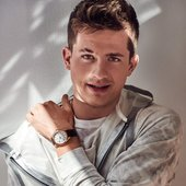 Charlie Puth for AUGUSTMAN