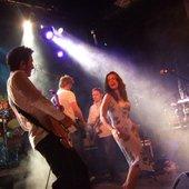 Magenta @ Tiana Rock Fest,Spain 2007