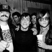 Scott, Iggy and Ron 1981