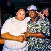 Akinyele and Fat Joe