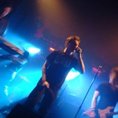 on tour w/ Chemlab - Dec 07
