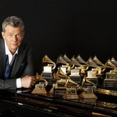 David Foster and his Grammy's