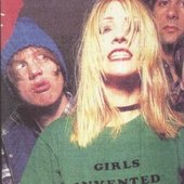 Girls invented punk rock