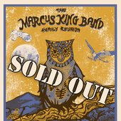 2019-09-28: 3rd Annual Marcus King Band Family Reunion, Pisgah Brewing Company, Black Mountain, NC