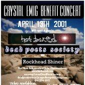 2001 Benefit Concert