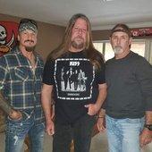 Jon, Bill Owen, Gene Adam