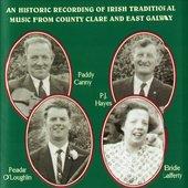 An Historic Recording Of Irish Traditional Music