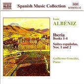Albeniz: Piano Music, Vol. 1