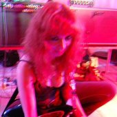 Gretel's Revenge guitarist Isabel Mariani