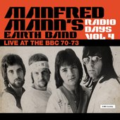 Radio Days, Vol. 4: Manfred Mann's Earth Band (Live at the BBC 70-73)