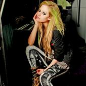 Avril Lavigne in Abbey Dawn