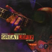 Great Lefty: Live Forever! (Tribute to Tony Iommi Godfather Of Metal)