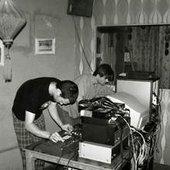 Kasper van Hoek and AvoidAudio live at de Kult
