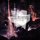 Leeuw: Complete Piano Solo Works