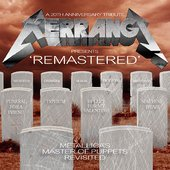 Kerrang Presents Remastered Master of Puppets