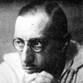 Стравинский, фото 1921