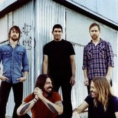 The Foo Fighters 2012