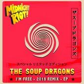 I'm Free - 2018 Remix
