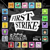 FIRST STRIKE ~ SiIvaGunner: King for Another Day Tournament Original Soundtrack VOL. 1