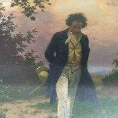 Beethoven paseando por la Naturaleza
