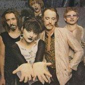 NIna and Band