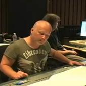 Thomas Bergersen & Nick Phoenix recording Down With The Enterprise
