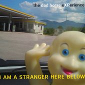 I am a Stranger Here Below