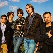 Original members of BluVinil.