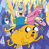 Adventure Time.