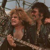 Ozzy and Iommi