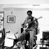 Abner Jay at the Stephen Foster Center May 1978